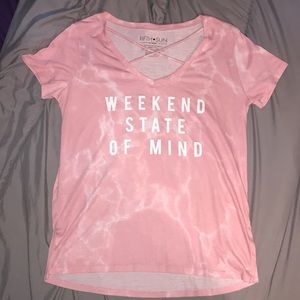 "Fifth Sun ""Weekend State of Mind"" T-Shirt"
